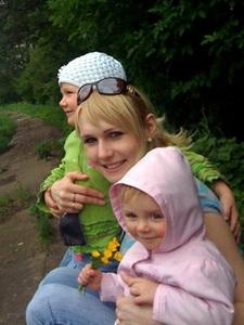 Mama z córkami