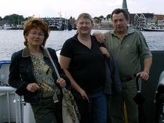 Wioletta, Agnieszka i Roman